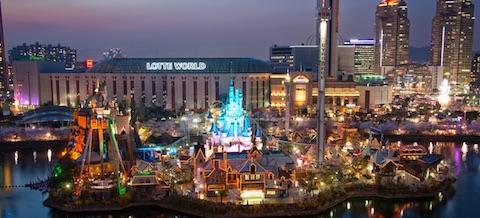 Lotte World - Fantasy Parade - portfolio page