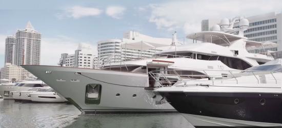 Yachts Miami Beach - portfolio page