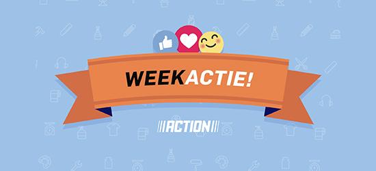 Action Social Media Campaign - portfolio page