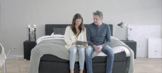 LuxeBedden TV Commercial - portfolio page