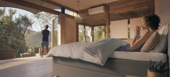 Swiss Sense - For a worldwide goodnight TV commercial - portfolio page