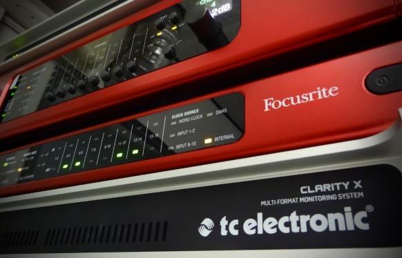 rednet and clarity equipment
