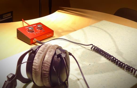 rednet headphone