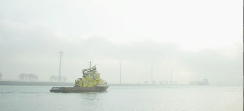 Port of Rotterdam - portfolio page