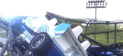 Vekoma Racingcoaster - portfolio page