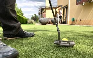 Golfbaan - artikel