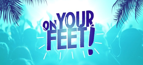 On Your Feet TV Commercial - portfolio page