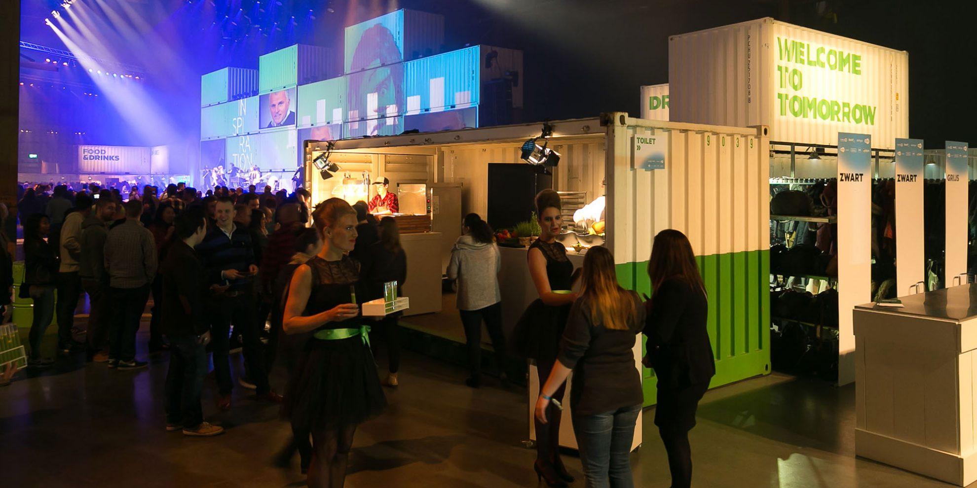 KPN Inspiration event hall