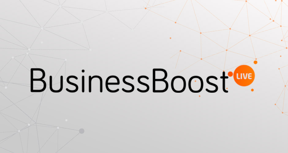 business boost live title