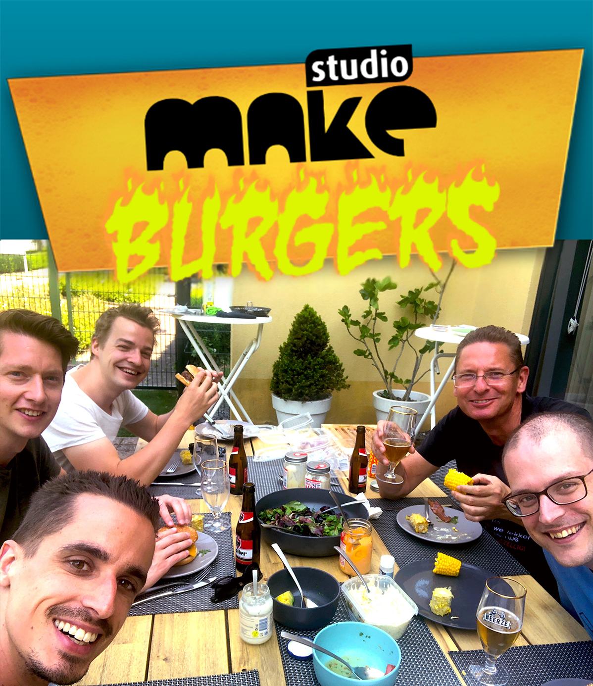 barbeque studio make team