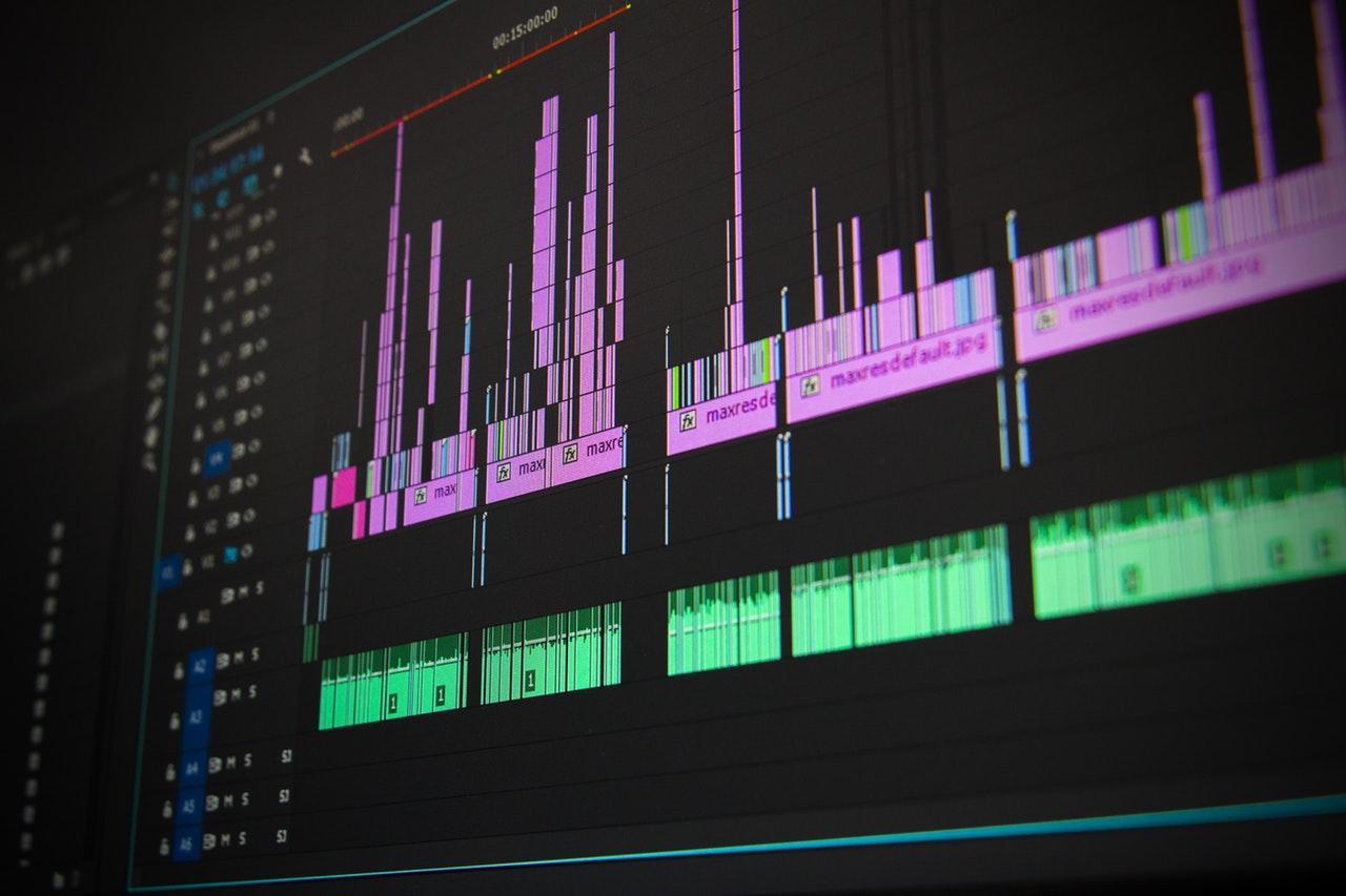 video editor adobe premiere