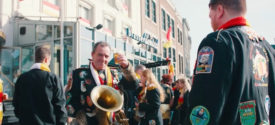 Van Tilburg Carnaval - portfolio page
