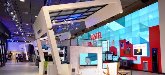 Vestel IFA 2019 - portfolio page